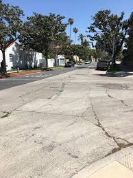 100 Holmby Hills La The Left Side Of The Street Is Beverly The Right Side