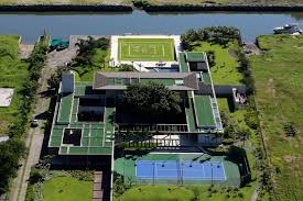 100 Portabello Mansion Neymar Back In The House Purchased In The Condominium Of Portobello