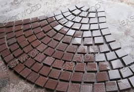 16x16 Red Patio Pavers by Granite Patio Pavers Red Porphyry Cobble Stone Buy Red Granite