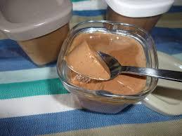 dessert aux oeufs rapide flan au caramel et chocolat sans oeuf dessert facile