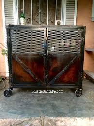 Locked Liquor Cabinet Furniture by Industrial Locking Liquor Cabinet Salon Station Tattoo Cart