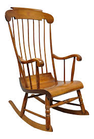 Vintage Nichols & Stone Cherry Wood Spindle Back Colonial Rocker ... An Early 20th Century American Colonial Carved Rocking Chair H Antique Hitchcock Style Childs Black Bow Back Windsor Rocking Chair Dated C 1937 Dimeions Overall 355 X Vintage Handmade Solid Maple S Bent Bros Etsy Cuban Favorite Inside A Colonial House Stock Photo Java Swivel With Cushion Natural 19th Century British Recling For Sale At 1stdibs Wood Leather Royal Novica Wooden Chairs Image Of Outdoors Old White On A Porch With Columns Rocker 27 Kids