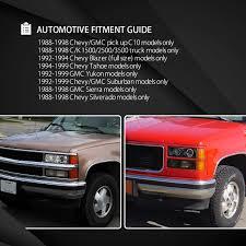 100 Chevy Gmc Trucks Amazoncom Autozensation For GMC Sierra Yukon C10 CK