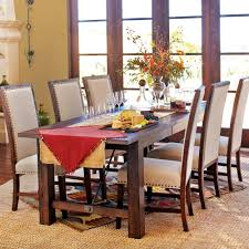 Crate And Barrel Basque Dining Room Set by Wood Garner Extension Dining Table Woods Room Ideas And Room