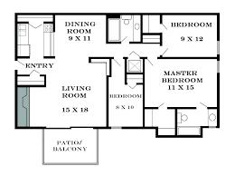 Average Size Bedroom Master