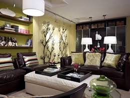brown couch living room decorating ideas 488 home and garden