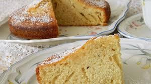 schneller mini zitronenkuchen für die 18 cm springform