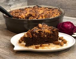 schokoladen kirsch kuchen