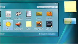 telecharger la meteo sur mon bureau gratuit pc astuces afficher la météo sur le bureau windows vista