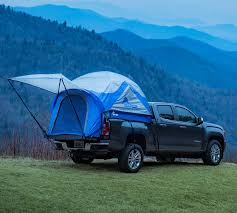 100 Pickup Truck Tent Sportz 57 Series Out And About Green