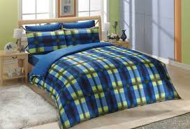 Dark Blue and Purple Bedding Sets Royal Bedroom Decorating Ideas