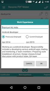 Resume PDF Maker / CV Builder APK For Android - Download Cv Templates Resume Builder With Examples And Mplates Best Free Apps For Android Devices Cv Plusradioinfo Cvsintellectcom The Rsum Specialists Online Maker Online Create A Perfect Now In 5 Mins Professional Examples Pdf Apk Download Creative Websites Nversreationcom 15 Free Tools To Outstanding Visual Make Resume That Stands Out Just Minutes Enhancv Builder 2017 Maker Applications Appagg