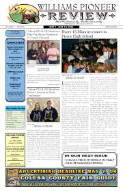 100 Arbuckle Truck Driving School 05012009 By Williams Pioneer Review Issuu