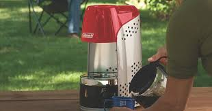 Hop On Over To Amazon Or Walmart Where You Can Snag This Coleman QuikPot Propane Coffeemaker For Only 59 Shipped Regularly 11749