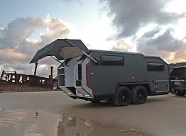 EXP 6 An Off Road Camper By Bruder For Luxurious Getaways