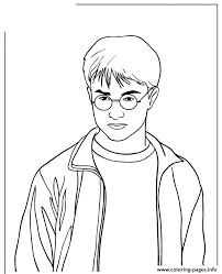 Harry Potter Deathly Hallows Coloring Pages