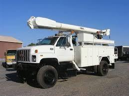 100 Bucket Trucks For Sale In Pa 1998 GMC TOPKICK C8500 Duncansville PA 5000177527