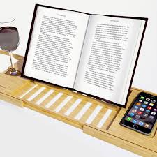 Bamboo Bath Caddy Nz by Articles With Bamboo Bath Caddy With Book Stand Tag Outstanding