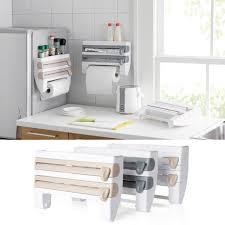support mural cuisine support mural cuisine rack de stockage de étirable avec