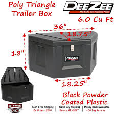 DZ 91717P Dee Zee Tool Box Poly Triangle Trailer Tongue Box Plastic ... Best Pickup Tool Boxes For Trucks How To Decide Which Buy The 24ft Box Truck Wraps Billboard Advertising Stickers Prints Intertional Terrastar 2010 3d Model Hum3d Dandux Poly Bulk Dee Zee Side Bed Wheel Well Free Shipping Regarding Vestil Tilt Isuzu Giga 4axle 2017 Texon Athletic Towel Kenworth K370 2014 Jobsite Boxes Northern Equipment Vector Low Poly American Classic Semi Truck Illustrations Refrigerated Vans Models Ford Transit Bush