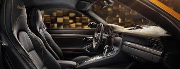Porsche 911 Turbo S Exclusive Series Interior design Porsche AG