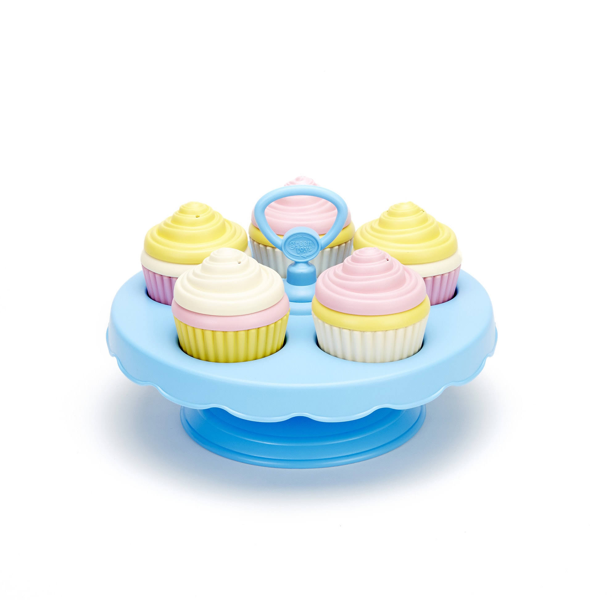 Green Toys Cupcake Toy Set
