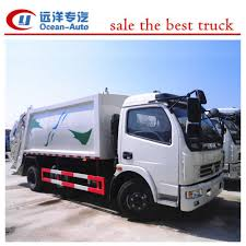 100 Garbage Truck For Sale Dongfeng Garbage Truck SupplierDFAC Garbage Truck For Salegarbage