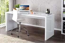 bureau blanc laqué bureau design fatio design
