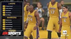 NBA 2K16 - Los Angeles Lakers Vs. Golden State Warriors - YouTube Lakers Matt Barnes Out Of Jail After Warrant Arrest Thegrio Sizing Up How Steve Blake And Theo Ratliff Will Fit Intend To Pursue Harrison In Free Agency According Trade Rumors Klay Thompson Need For The Most Kobe Moment Ever Was A Regular Season Outofbounds Play Caught A Lucky Break Now Hes An Nba Champion Photos Los Angeles V Mavericks Vs Warriors Live Stream How Watch Online Heavycom Milwaukee Bucks Images Getty Guard Bryant 24 Fouls Orlando Magic Cousins Scores 40 Points Kings Hold Off 9796 Boston Herald Has 25 As Grizzlies Defeat 128119 San Diego