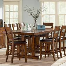 Dining Tables Height Of Table Kitchen Vintage Style Room With