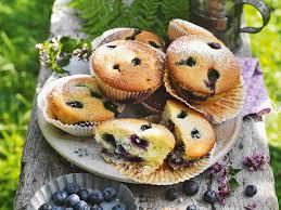 saftige heidelbeer muffins