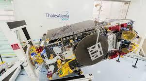 thales si e social thales alenia space ready to ship s sgdc geostationary