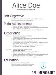 Chronological Resume Template Free Brilliant Ideas Of Reverse Word Cv Chronol Format