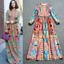 Designer Bohemian Dresses Fashion
