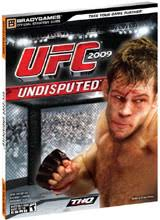 UFC 2009 Undisputed Official Strategy Guide B