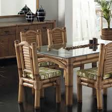 chaise bambou naturel noka 3063