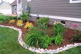 Inexpensive Flower Bed Edging Ideas — All Home Ideas And Decor