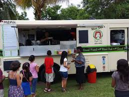 Cheeseburger In Paradise: Miss Debs Food Truck Charms Belize ...