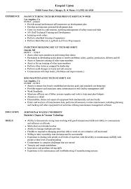 Download Shift Tech Resume Sample As Image File