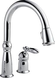 Delta Cassidy Faucet Amazon by Delta 955 Dst Victorian Single Handle Pull Down Kitchen Faucet