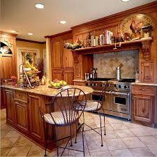 Rustic Style Kitchen Homely Inpiration 15 Country Designs With Good Living Room