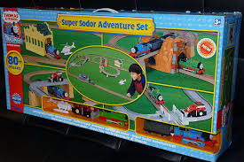 Thomas And Friends Tidmouth Sheds Trackmaster by Tomy Thomas U0026 Friends Trackmaster Motor Super Sodor Adventure Set