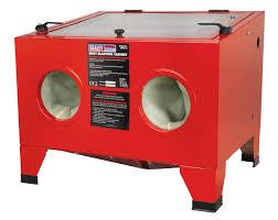 Harbor Freight Sandblasting Cabinet by 100 Harbor Freight Blast Cabinet Upgrade Preparing For A