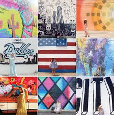 dallas most instagrammable wall art the simple sol