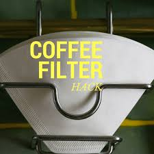 Coffee Filter Hack Filters ReUse Microwave Spatter Clean