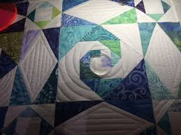 Our Quilt Made the COVER of Quilt Sampler