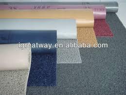 Plastic Roll Mat Floor Pvc Non Slip Mats Cushion