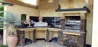 modele de barbecue exterieur cuisine d été et barbecue pour votre aménagement extérieur barascud