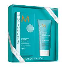 Moroccanoil Treatment Light 125ml Hydrating Mask Light 75ml