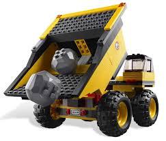 100 Lego City Dump Truck 4202 Mining Preview I Brick